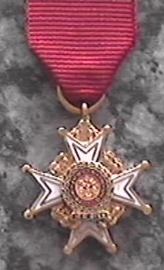 Badge of Companion of the Most Honourable Order of the Bath