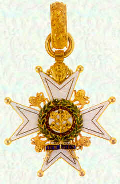 badge of Knight Commander of the Most Honourable Order of the Bath