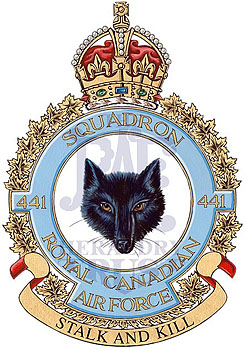 No 441 Squadron Badge