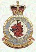 No 403 Squadron Badge