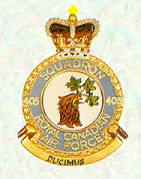 No 405 Squadron Badge
