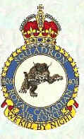 No 406 Squadron Badge