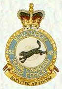 No 432 Squadron Badge
