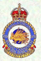 No 433 Squadron Badge