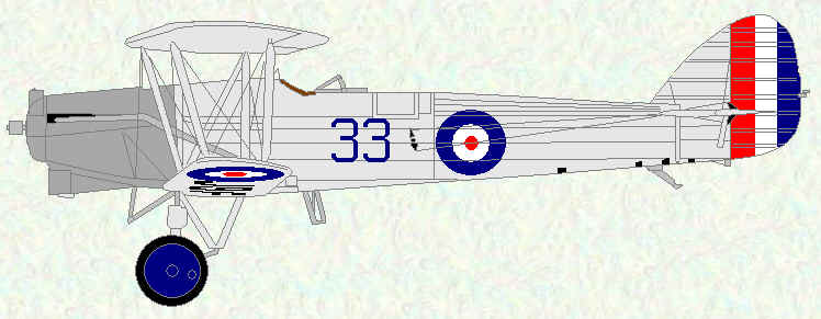 Horsley of No 33 Squadron