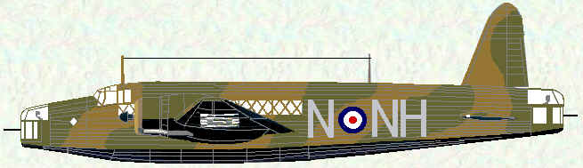 Wellington I of No 38 Squadron
