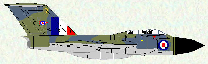 Javelin FAW Mk 2 of No 46 Squadron