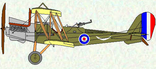 RE8 of No 53 Squadron