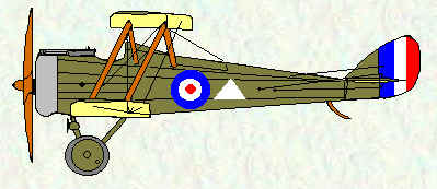 DH5 of No 64 Squadron