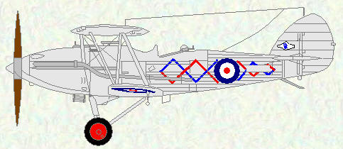 Demon of No 64 Squadron