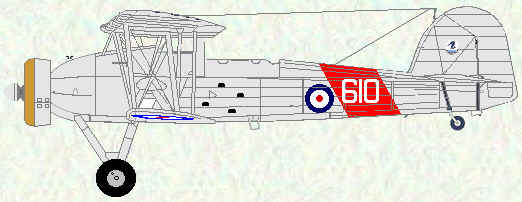 Swordfish I of 811 Squadron (HMS Furious 1938)