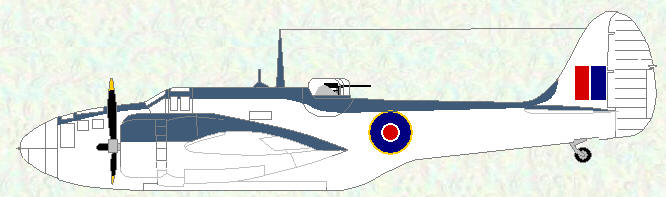 Baltimore IV as used by No 500 Squadron