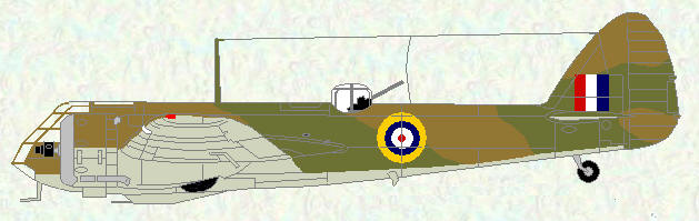 Bristol Blenheim IF