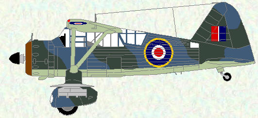 Lysander III as used by No 275 Squadron