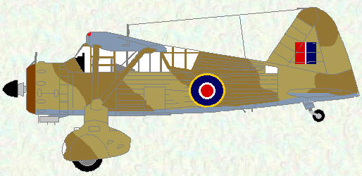 Lysander I as used by No 267 Squadron