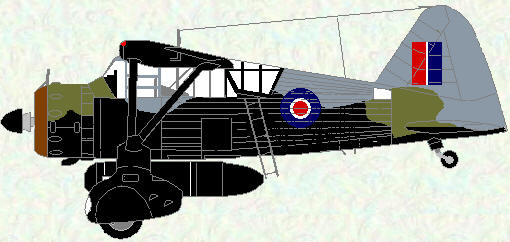 Lysander IIIA (SD) as used by No 148 Squadron