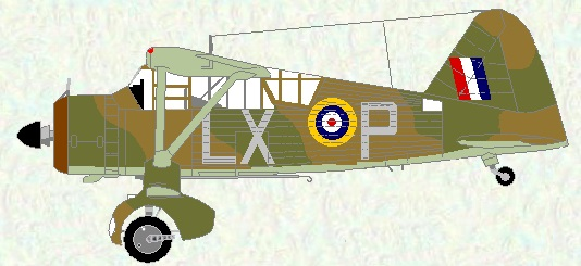 Lysander II of No 225 Squadron (2)