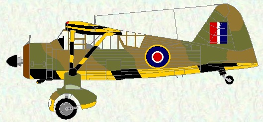 Lysander II as used by No 695 Squadron