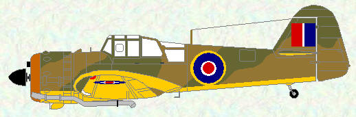 Master III as used by No 286 Squadron