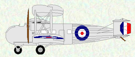 Vernon I as used by No 70 Squadron