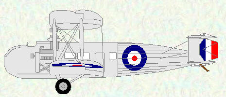 Vernon III as used by No 70 Squadron
