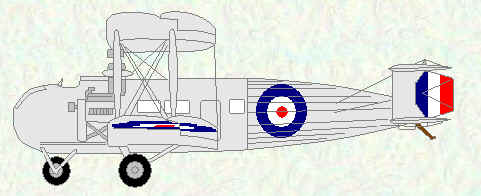 Vernon II as used by No 70 Squadron