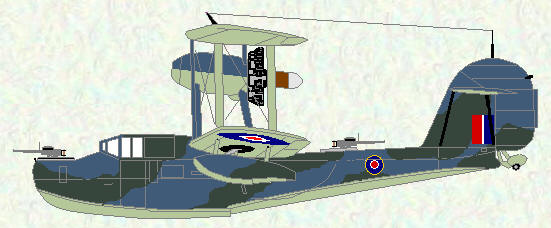 Walrus I as used by No 269 Squadron