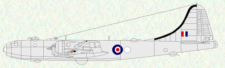 Washington B Mk 1 as used by No 192 Squadron