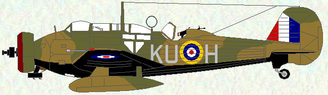 Wellesley I of No 47 Squadron - February 1941