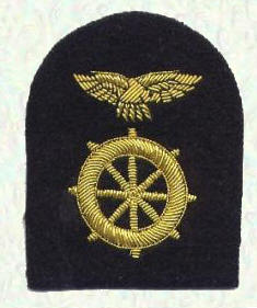 Airship coxswains badge