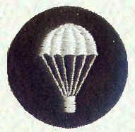 Qualified parachutist - not serving in an airborne unit