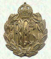 RFC Collar badge