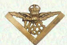 RFC Works and Buildings Service - cap badge