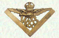 Airmens' badge - Works and Buildings Branch