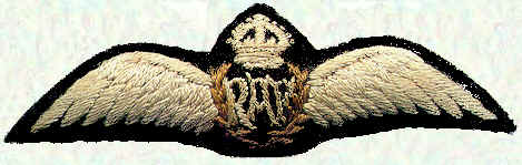 Pilots Wings (King's Crown)