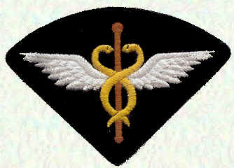Flight Medical Officer  1973 - present