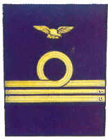 Squadron Commander - RNAS (more than 8 years seniority)