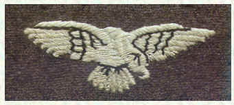 Airmens' shoulder flash 1918 - 1973