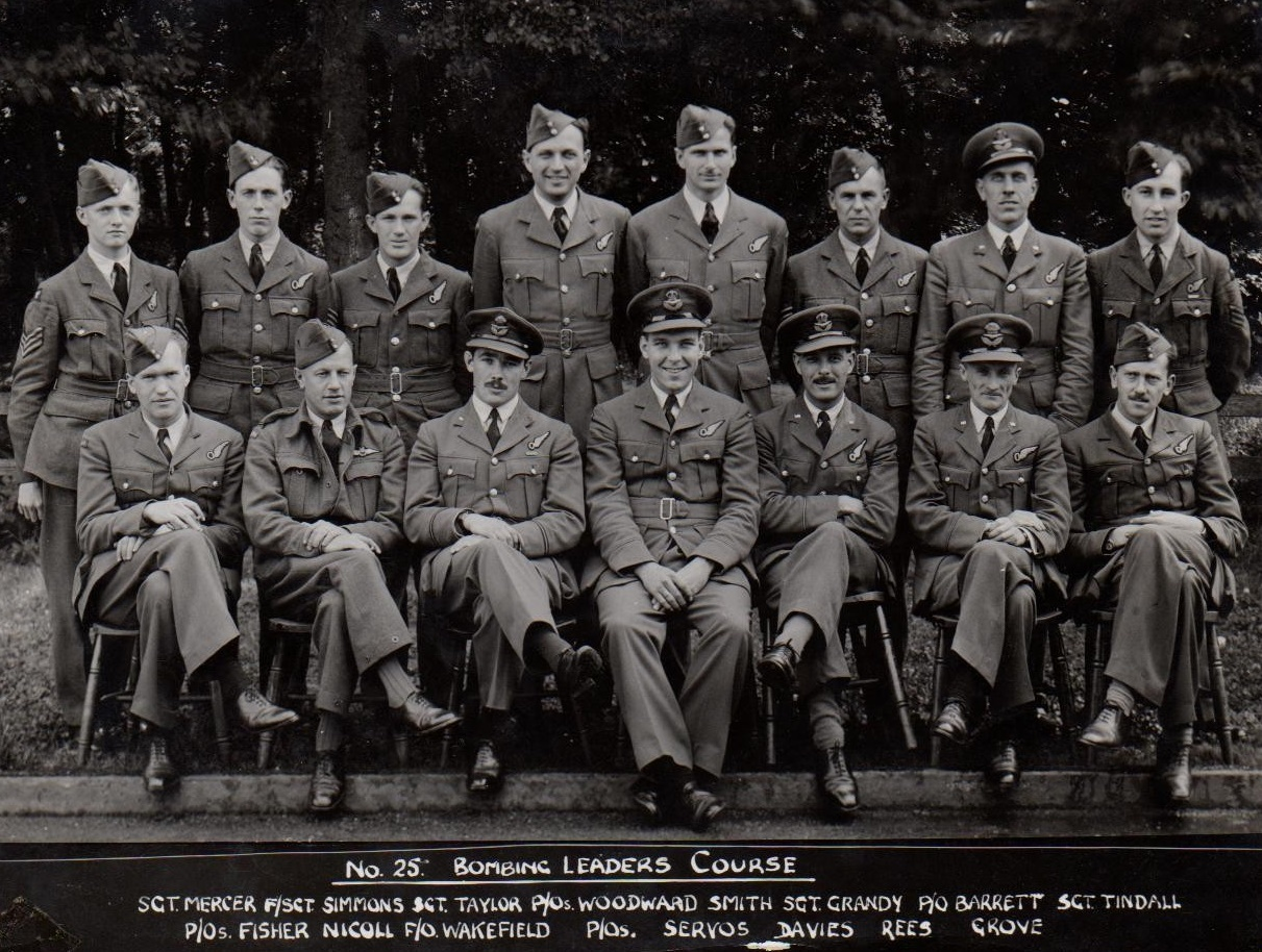 Bombing Leaders Course Photo