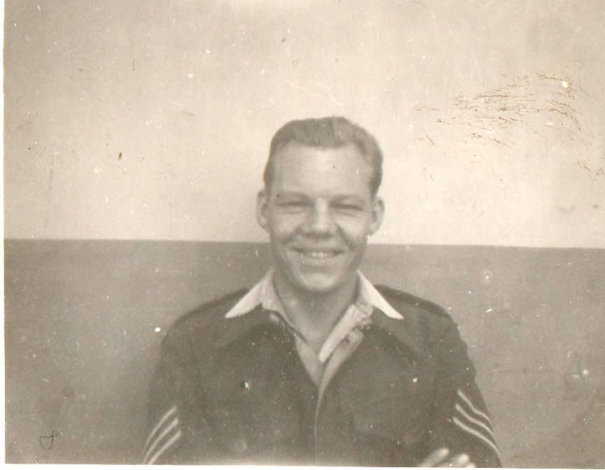photo of unidentified airman