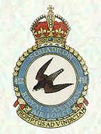 No 412 Squadron Badge