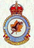 No 416 Squadron Badge