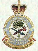No 417 Squadron Badge