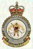 No 418 Squadron Badge