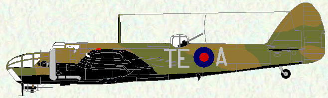 Bristol Blenheim IV of No 53 Squadron