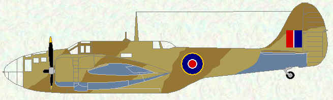 Baltimore II as used by No 162 Squadron
