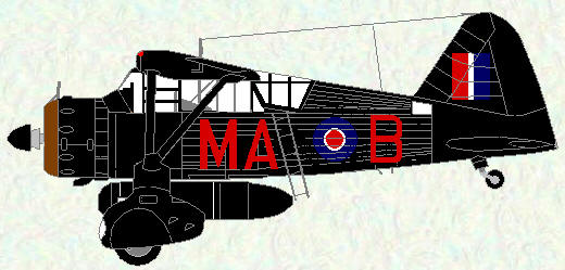 Lysander IIIA (SD) of No 161 Squadron (All black scheme)