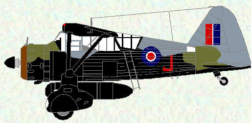 Lysander IIIA (SD) of No 161 Squadron