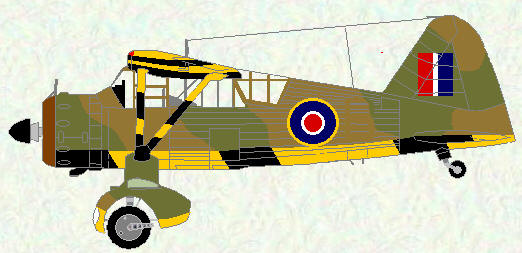 Lysander TT III as used by No 285 Squadron