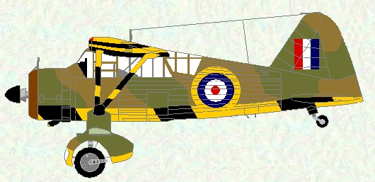 Lysander II as used by No 288 Squadron